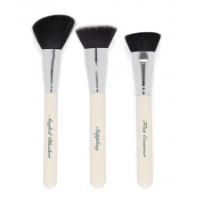 Vintage Cosmetics - Contour Face Brush Set
