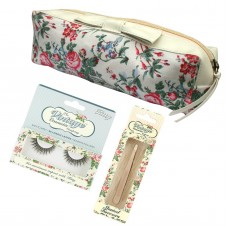 Vintage Cosmetics Makeup Bag Bundle